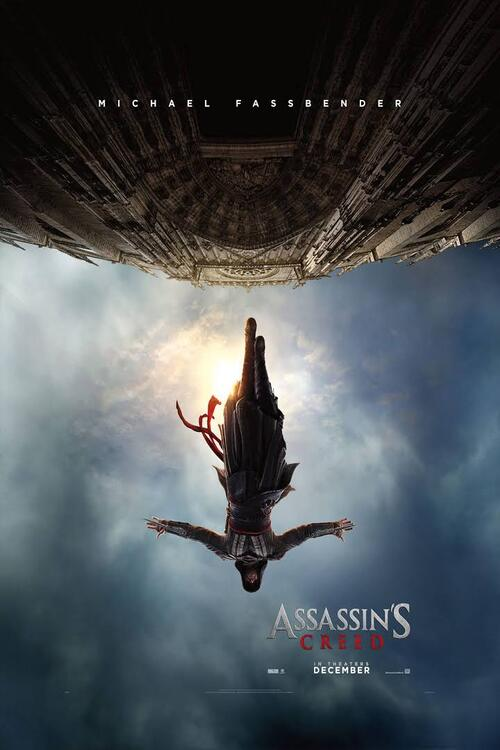 Assassin's creed, le film !