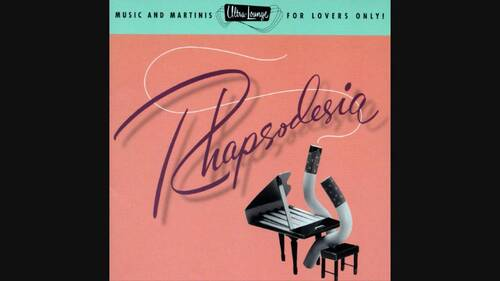 RENÉ, Henri & His Orchestra - Sleep Walk, Album, Rhapsodesia. MP3 Rares Musique