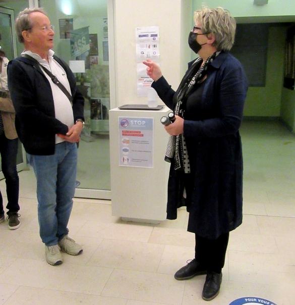 Une visite nocturne au Musée du Pays Châtillonnais ....
