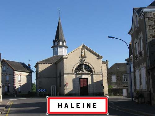 Le grand Almanach de la France : Communes au nom étrange