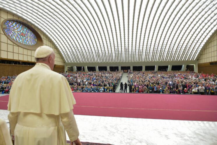 Pèlerinage Fratello © L'Osservatore Romano