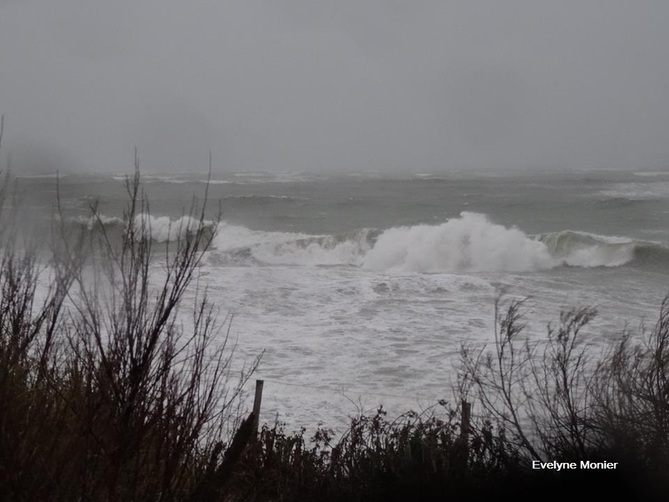 """La tempête """"Leiv"""""""