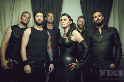 WITHIN TEMPTATION : Vidéos du Baltic Open Air le 27 aout 2016