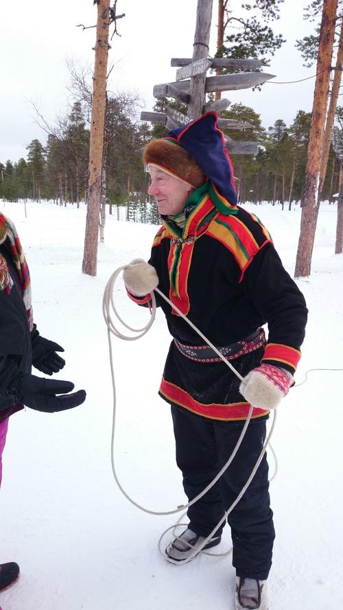 Souvenirs de Laponie...