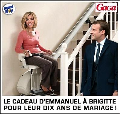 La seule chose que notre dictature nous laisse : l'humour ...