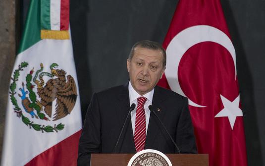 L'incontrôlable Monsieur Erdogan