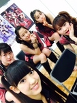 Morning Musume Toki wo Koe Sora wo Koe / Password is 0 event polaroid morning musume'14 2014