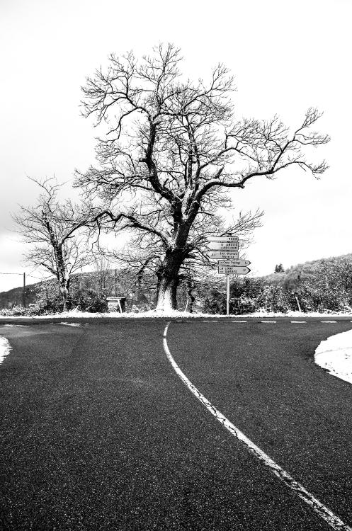 Balade hivernale #9, Arcon, janvier 2015