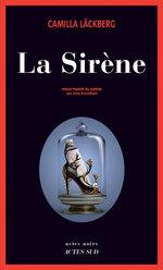 La sirène, Camilla LACKBERG