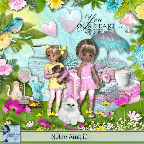 Notre Amitié by Louise L