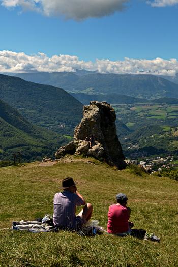 2014.08.27 Pierre percée (Pierre-Châtel, Rhône-Alpes)