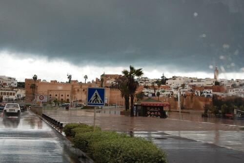 Casbah des Oudaïa à Rabat