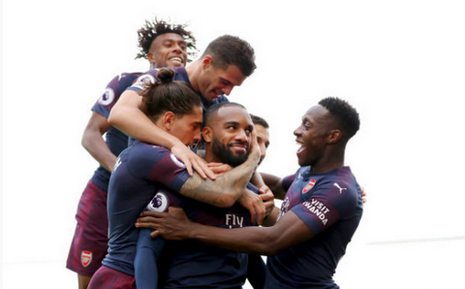Maillot Arsenal pas cher 2018 2019