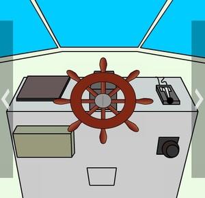 Jouer à Find the Escapemen 184 - Weird ship