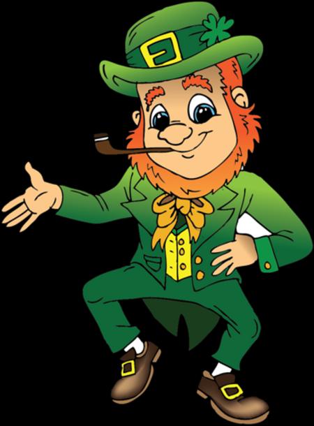 Saint Patrick Personnage 2