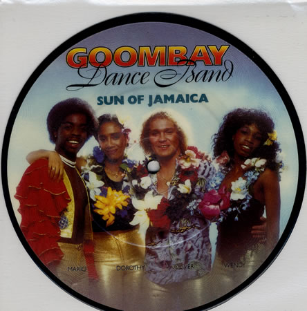 ALOHA-OE  -  SUN OF JAMAÏCA  -  ELDORADO  -  TAKE ME DOWN TO THE CARIBBEAN  -   SEVEN TEARS  -