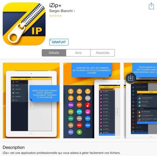 [appli] iZip+