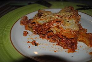 Lasagne au thon