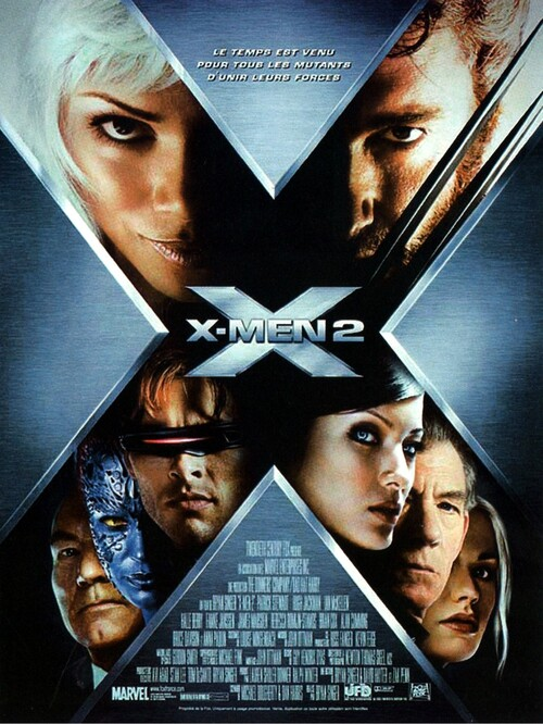 xmen 2 box office france 2003