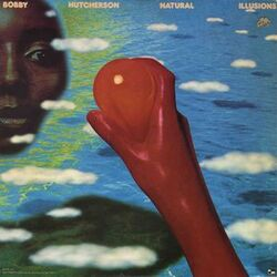 Bobby Hutcherson - Natural Illusions - Complete LP