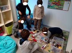 Développer les interactions entre les enfants