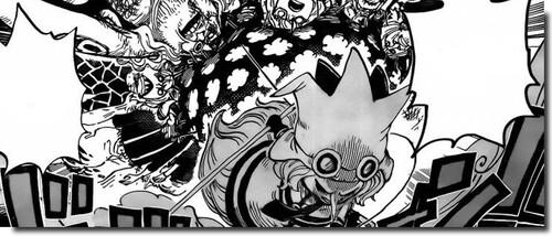 Hypothèses pour le chapitre 775 de One Piece