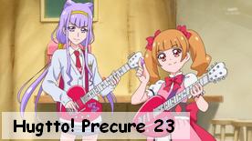 Hugtto! Precure 23