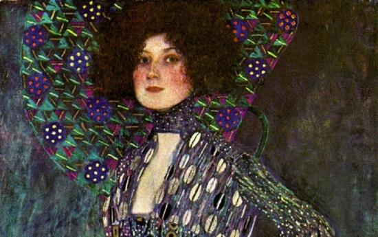 Gustav Klimt, Emilie Floge