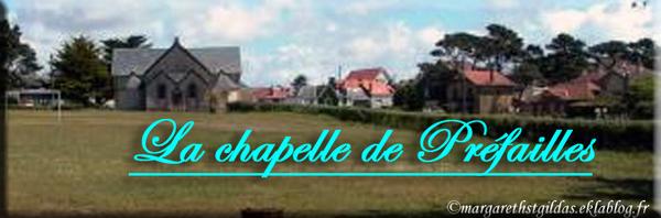Préfailles : la chapelle 2