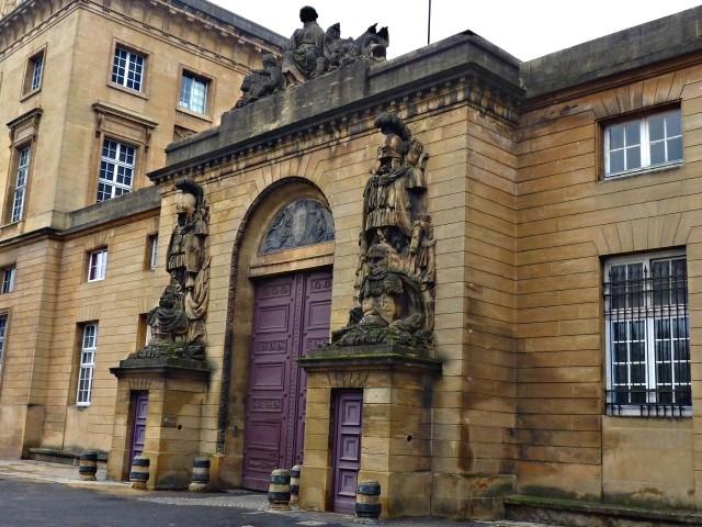 Metz Palais de Justice 25 16 01 2010
