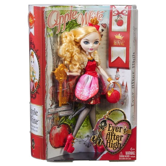Apple White Doll (6)