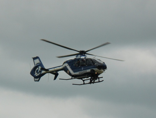 EC145 Gendarmerie Nationale