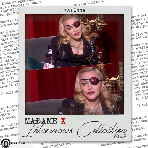 Madame X Interviews Collection Volume 2