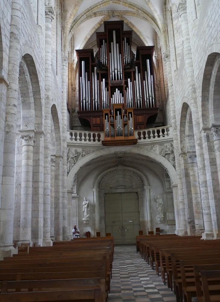 Abbaye de Saint Benoit sur Loire - Loiret