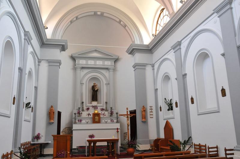l'église catholique de Réthymnon
