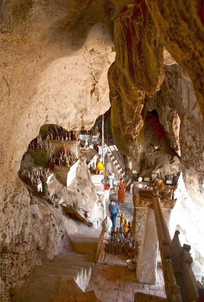 grotte de Pak Ou luang prabang