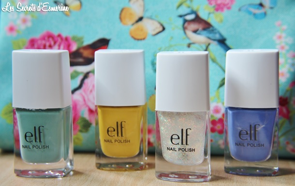 elf beachy collection set