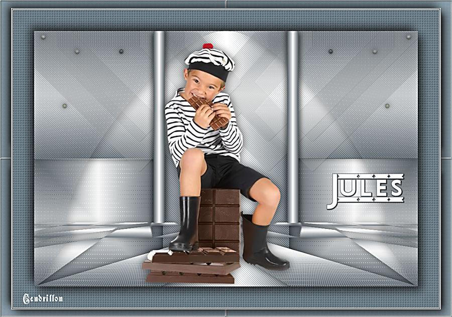 Jules - Jacaute