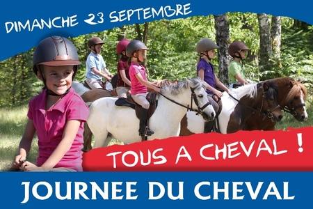 Journée du cheval : 23 Septembre 2012