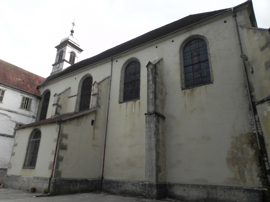 le site de Notre Dame de Consolation