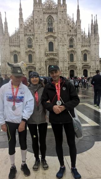 Marathon de Milan - Dimanche 7 avril 2019