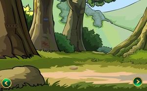Jouer à Sivi Lost forest little girl escape