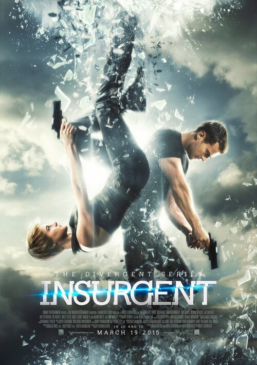 Mon avis sur le film Divergente 2 - L'Insurrection, encore une fois, j'ai adoré, bien mieux que le livre !