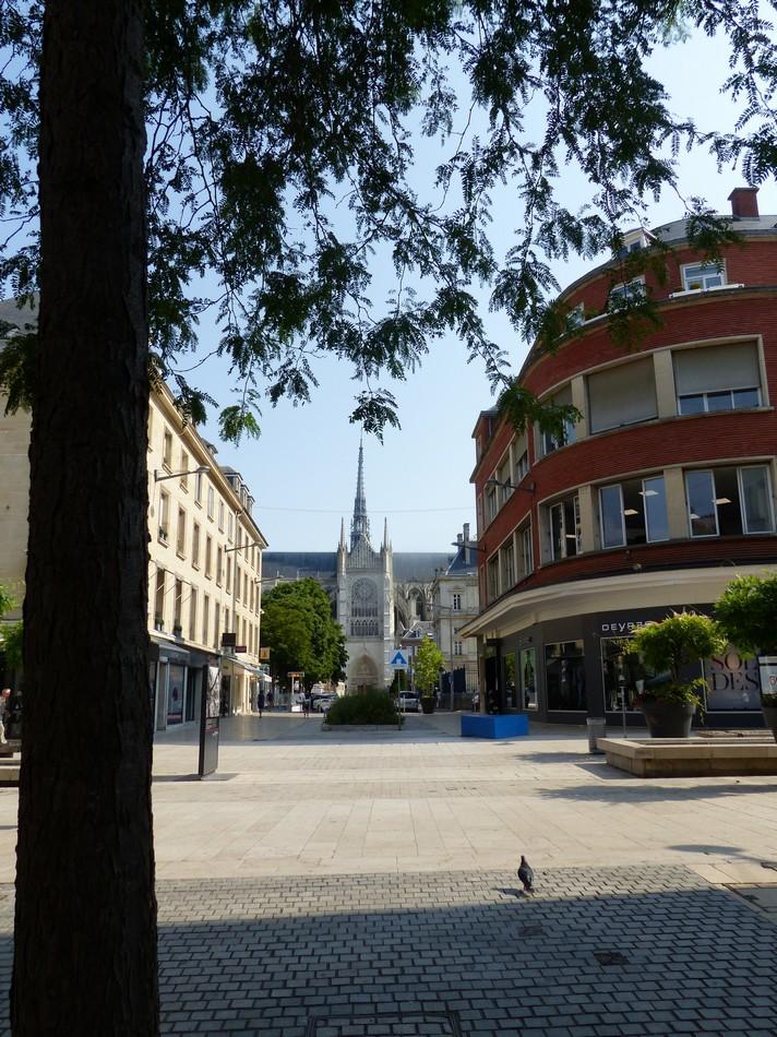 L'été 2018 à Amiens, souvenirs.