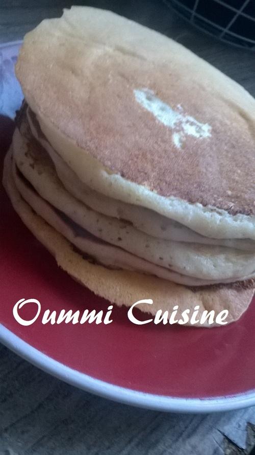 pancakes gourmand a ma façon