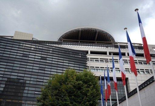 Le ministère de l'Économie et des Finances (Paris, 2014).