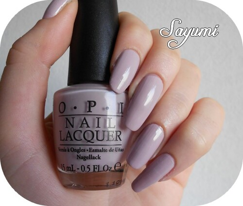 OPI - Steady as she Rose