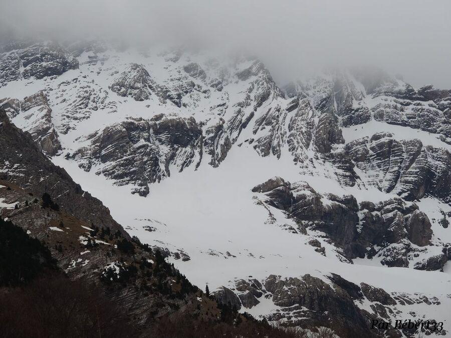 Gavarnie dans les Hautes-Pyrénées