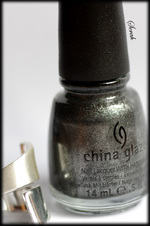 China Glaze Stone Cold!