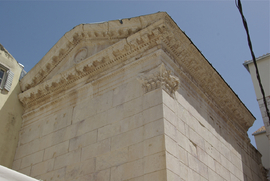 SPLIT - TEMPLE DE JUPITER